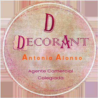 Decorant por Antonia Alonso logo redondo
